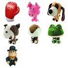 Club Huggers Novelty Golf Driver Headcovers. Various Designs. FREE P
