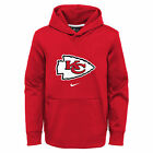 Nike NFL Football Youth Kansas City Chiefs Circuit Logo Pullover Hoodie $54.99 USD on eBay