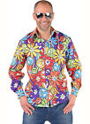60s / 70s - Hippy Smile Shirt