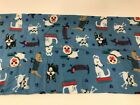 "Fleece Throw Blanket 50"" x 60"" Lightweight CHOOSE A PATTERN Mainstays"