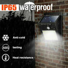30/40LED Solar Light Power PIR Motion Sensor Security Garden Outdoor Yard Lamp