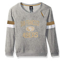 Outerstuff NFL Youth Girls San Francisco 49ers My City Boatneck Sweatshirt $14.99 USD on eBay