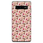 Chocolate Cakes Eclairs Sweets & Treats Case for Samsung Galaxy