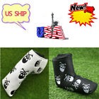 Golf Cover Blade Putter Head Cover Skull Headcover For Scotty Cameron Odyssey US