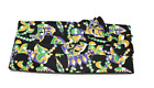 Mardi Gras Mask and Fleur De Lis and Beads Tuxedo Cummerbund and Bow Tie Set