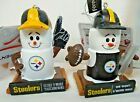 Pittsburgh Steelers Christmas Ornament Choice of design  New $12.77 USD on eBay
