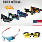 Polarized Cycling Glasses Sports Sunglasses Outdoor Goggles Golf Hiking Skiing