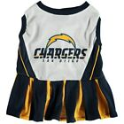 San Diego Chargers Cheerleader Pet Outfit $13.99 USD on eBay