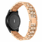 US Bling Stainless Steel Strap Wrist Band For Samsung Galaxy Watch 46mm SM-R800