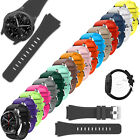 US Silicone Replacement Watch Band for Samsung Galaxy Gear S3 Frontier / Classic image