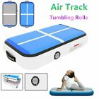 3.3FT Air Track Air Block Floor Home Inflatable Gymnastics Tumbling Mat M5T image