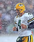 BRETT FAVRE Photo Picture GREEN BAY PACKERS Football Print Snow Game 8x10 11x14 $5.95 USD on eBay