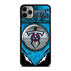 TENNESSEE TITANS LOGO iPhone 6/6S 7 8 X/XS XR 11 Pro Max Case Cover $15.9 USD on eBay