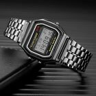 CASIO Men Wrist Watch LED Retro Digital Unisex Classic New Designer Watch image