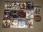 USED SONY PLAYSTATION 3 PS3 VIDEO GAME DISCS EA SPORTS NHL FIFA COD 2K MADDEN