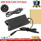 19.5V 65W AC Adapter Charger Power Supply Cord for Dell Laptop PA10 PA-10 PA-12
