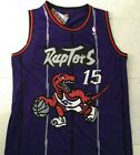 Vince Carter Vintage Toronto Raptors basketball jersey men's on eBay