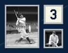 BABE RUTH Photo Picture Collage NEW YORK YANKEES Baseball Poster 8x10 11x14