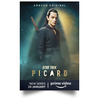 Star Trek Picard TV Character Movie Poster Size 16x24 24x36 #4 on eBay
