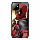 Marvel Hero Deadpool Case for iPhone 11 Pro XR X XS Max 8 7 6 6s Plus 5S SE 5