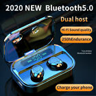 Bluetooth 5.0 Earphones Wireless Headphones Mini Earbuds Headset Waterproof TWS
