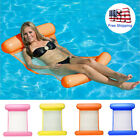 Portable Swimming Pool Toy Hammock Lounge Inflatable Water Floating Bed Great