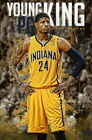 253617 Paul George Wish Health Indiana Pacers NBA Basketball POSTER US on eBay