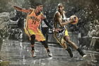 255399 Paul George Wish Health Indiana Pacers NBA Basketball POSTER US on eBay
