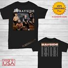 New Bayside t Shirt 20 Years of Bad Luck tour 2020 T-Shirt Size Men Black M-2XL image