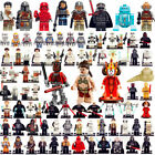 star wars minifigures Yoda Darth Vader Kylo Ren Boba Fett Mandalorian Toys gift $2.99 USD on eBay