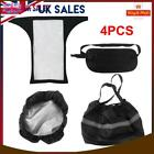 4x Mobility Scooter Control Panel Tiller Cover+Front Basket Bag Liner & Lid
