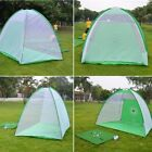 Indoor Outdoor Foldable Golf Practice Training Net Golf Hitting Cage