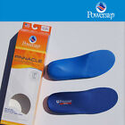 2020 New Powerstep Pinnacle Orthotic Insoles Inserts Orthotics Sizes: D E F G J