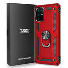 For Samsung Galaxy S20 Plus, Phone Case TJS DuoGuard Ring Holder Kickstand Cover