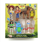 7X Toy Story 4 Woody Lightyear Rex Alien Forky Buzz Bunny Figure Doll Xmas Gift