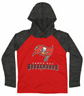 Outerstuff NFL Youth Tampa Bay Buccaneers Mesh Lightweight Hooded Top $18.99 USD on eBay