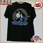 Freeship Vintage Bruce Springsteen Tour T-Shirt E Street Band 80s Tee For Fans image
