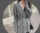 Mono Robe Wool Cadigan Korean fashion