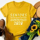 Seniors The One Where They Were Quarantined 2020 T-Shirt