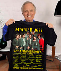 Mash 4077 48th Anniversary 1972-2020 Signature Thank You Men Black T shirt