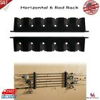 Horizontal Or Vertical Rod Rack Fishing Boat Gear Pole Storage Stand Holder Wall