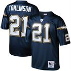 San Diego Chargers - LaDainian Tomlinson Mitchell Ness AUTHENTIC Player Jersey $449.99 USD on eBay