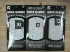 SAVE $$$ 3 NEW FOOTJOY FACTORY SECONDS RIGHT HAND GOLF GLOVES YOU CHOOSE SIZE