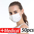 10/20/50xNew Disposable Face Surgical Medical Dental Industrial Fast FFY
