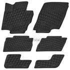 Mercedes-Benz OEM All Weather Floor Mats 2020 GLS-Class (X167) Set of 6