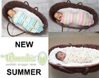 New Woombie Summer Baby Swaddle ~ Choose Size & Color