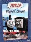 Thomas & Friends - Steamies vs. Diesels & Other Thomas Adventures (DVD, 2004)