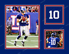 ELI MANNING Photo Picture Collage NEW YORK GIANTS Football 8x10 11x14 16x20 $6.95 USD on eBay