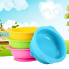 Baby Kid Feeding Silicone Mat Suction Table Food Tray Placemat Plate Dish Bowl