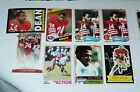 FRED DEAN SF 49ers 8 Card Assorted Lot **You Pick** $5.5 USD on eBay